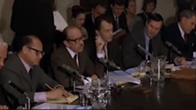 افشای فیلمی از دادگاه مهدی هاشمی!!! هاشمی: پشتم گرمه!