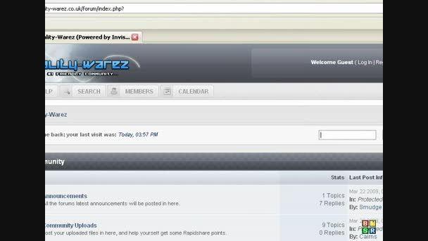 VB6 Winsock HTTP