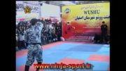 معرفی نین جوتسو ( نینجا ) اصفهان در شبکه 5 استان اصفهان