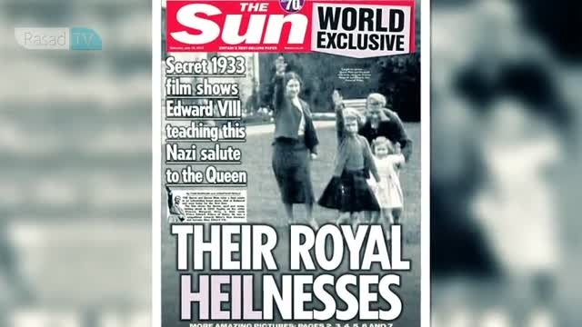 هولوکاست دم خروس برای ملکه انگلستان