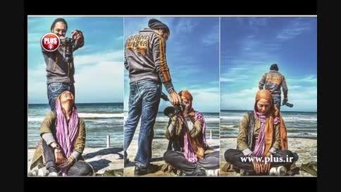 بهرام رادان: دختر مهناز افشار به دنیا آمد