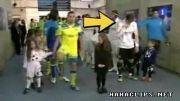 کارهای زشت این فوتبالیست !!!!
