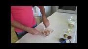 پخت چیکن تندوری با سولاردام ال جی