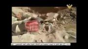 دروغ داعش درمورد اعدام افراد فرودگاه الطبقه (الرقه)