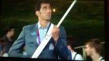 عبور کاروان ایران در ورزشگاه المپیک لندن