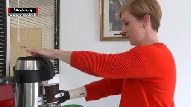فیلم/ ساخت پیشرفته ترین دست بیونیک جهان