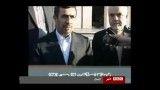 موضع احمدی نژاد در خصوص بازداشت مرتضوی