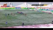 مرحله نیمه نهایی جام حذفی فصل 93-92 استقلال ۱-۲ مس