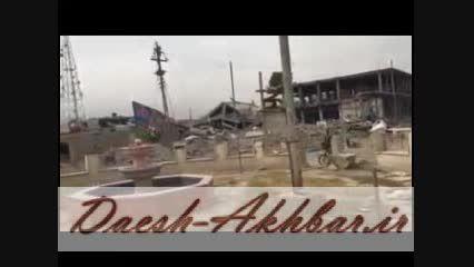ابوعزرائیل با دوچرخه سر وقت داعش آمد