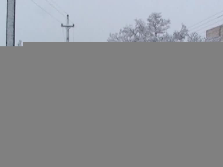 بارش برف در میامی-پاییز 94
