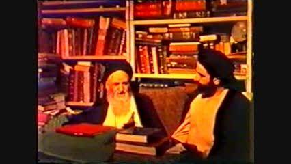 چه شد آیت الله مرعشی از نجف یه قم آمدند و ماندگار شدند؟