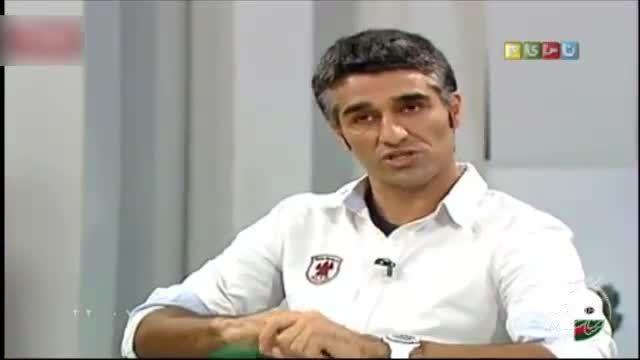 مصاحبه جالب و دیدنی پژمان جمشیدی در برنامه خندوانه
