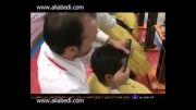 علی عابدی مرد 11 قیچی جهان