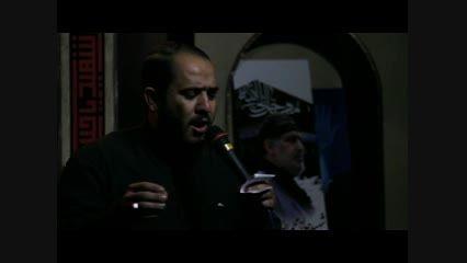 شب ششم محرم ۱۳۹۴ - حاج عباس عراقی - روضه