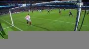 منچسترسیتی 1-1 آس رم ( لیگ قهرمانان اروپا )