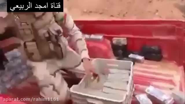 دستگیری داعشی-سوریه-عراق-داعش