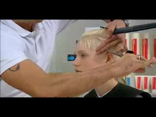 قسمت چهارم  حرفه ای آرایش مو زنانه