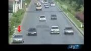 راننده حواس جمع ایرانی