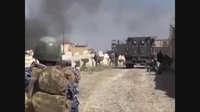 آخرین تحولات عراق پخش شده از تلویزیون