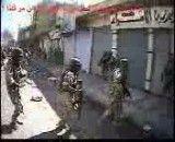 صحنه هایی از تعرض نظامیان امریکایی در سامرا  که پخش نشد !!!