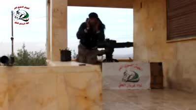 اصابت موشک تاو به نیروهای ایرانی توسط تروریست ها