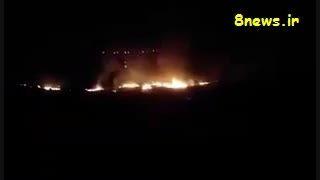 نبرد سنگین نیروهای مردمی یمن و نیروهای متجاوز سعودی