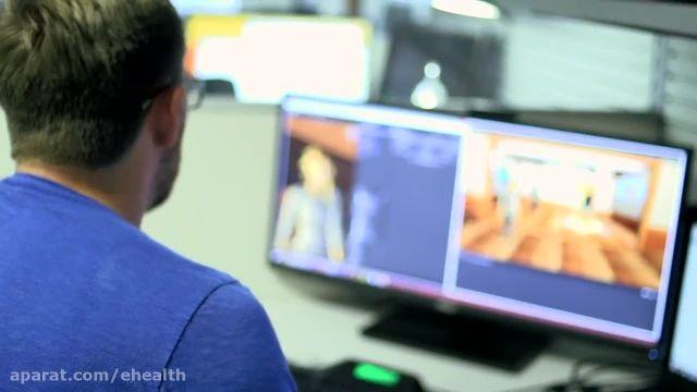 بازی های رایانه ای برای ارایه خدمات بازتوانی در منزل