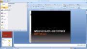 آموزش پاورپوینت 2007 -  فصل اول - آشنایی با محیط کاری