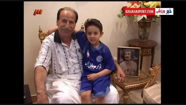 ویژه برنامه نود برای مرحوم غلام حسین مظلومی