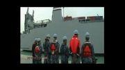 ماموریت غیر ممکن کشتی آمریکایی آغاز شد.....