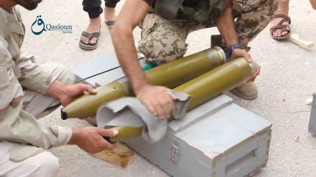 پرونده ویژه , انحلال تیپ 1000 نفره تروریستها در درعا 2