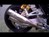 Campbell exhaust Yamaha XJR 1300