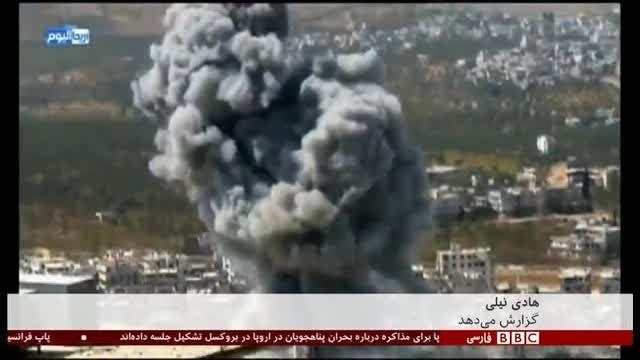 یک سال عملیات نظامی آمریکا علیه داعش در سوریه