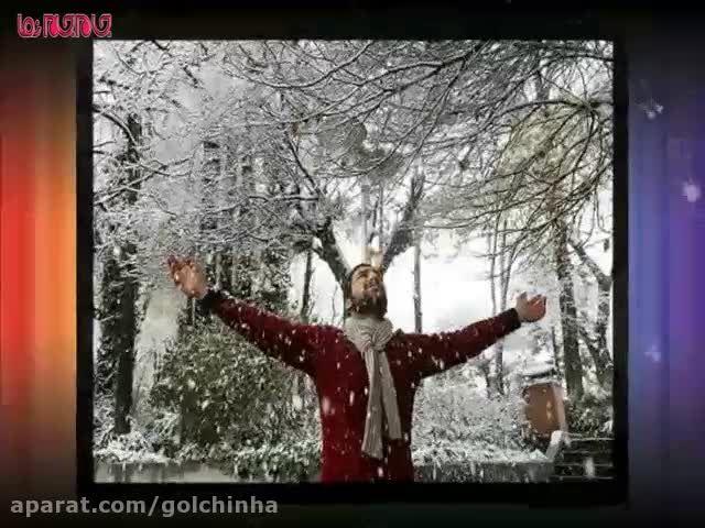 بارش نخستین برف پاییزی تهران - گلچین صفاسا