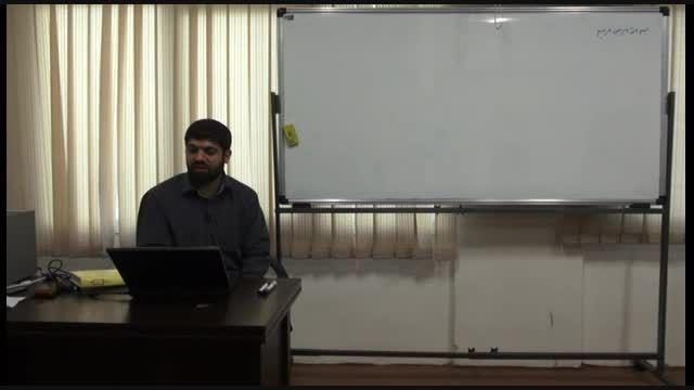 اولی الالباب 5(شرح یک جلسه ای کتاب تدبر قرآن به قرآن)