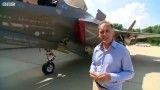 تیک آف و فرود F35 روی باند مخصوص
