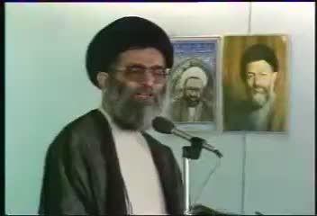 هشدار حضرت آیت الله خامنه ای درباره امنیت خلیج فارس
