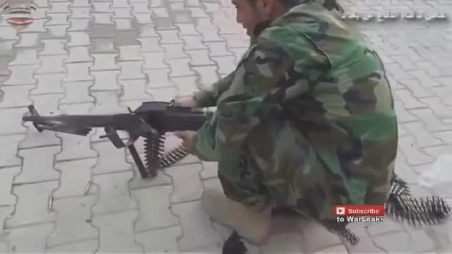 شدیدترین درگیری داعش وعراقیها با تلفات سنگین داعش-سوریه