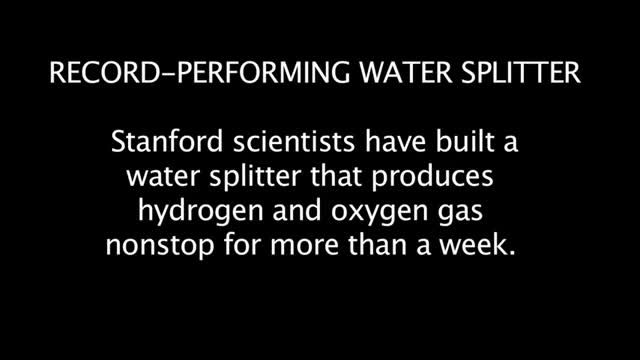 یافتن راهی بهتر برای تولید هیدروژن - زومیت