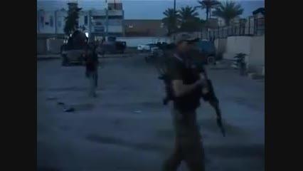 پیشروی های چشمگیر ارتش و نیروهای مردمی عراق در الرمادی