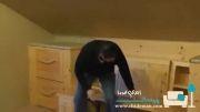 کلبه چوبی کوچک با کلی امکانات بزرگ مخفی