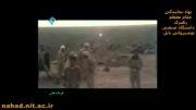 فعالیت های حاج حسین بصیر در جبهه ها