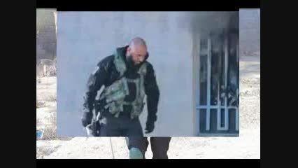ابوعزرائیل داعش کش را چقدر میشناسید؟(عکسهای ابوعزرائیل)