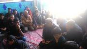فیلم روز عاشورا هیئت امام جواد کاشان زیارت سلطان عطابخش