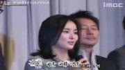 کنفرانس مطبوعاتی جومونگ با حضور بازیگران سریال