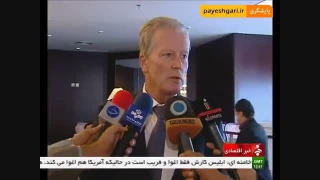 هدف گذاری برای افزایش 3 برابری سطح مبادلات تجاری ایران