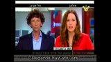 خبرنگار اسرائیلی در جمع مخالفان مسلح سوریه