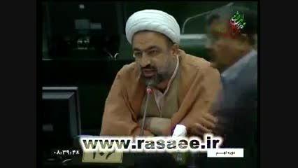 انتقاد رسایی از رئیس جمهور به دلیل حمله به شورای نگهبان