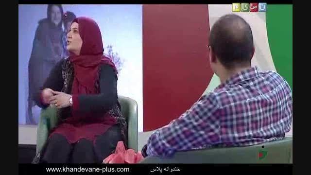 خندوانه - جناب خان و ریما رامین فر