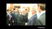 دیدار آقای روحانی با رئیس جمهور اتریش